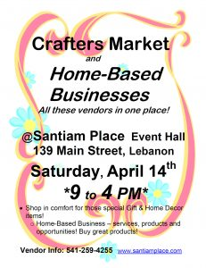 Crafters Market 2018