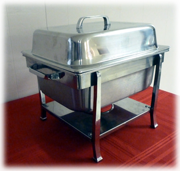 Santiam Place - Deep Food Warmer