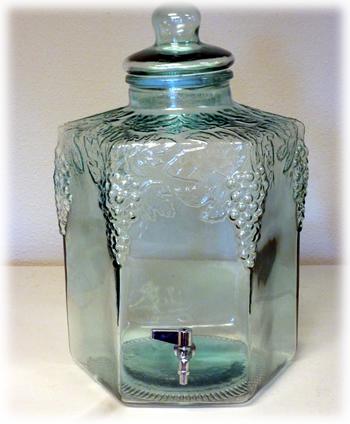 Santiam Place - Glass Dispenser