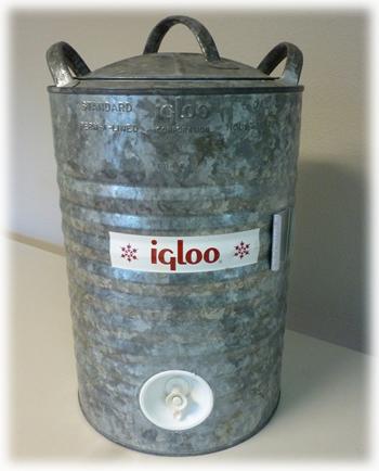 Santiam Place - Igloo Dispenser
